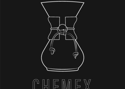 Illustration Chemex