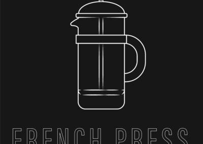 Illustration French Press