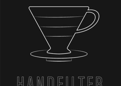 Illustration Handfilter
