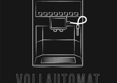 Illustration Vollautomat